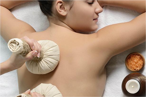 Urtemassage er en dejlig form for kropsbehandling