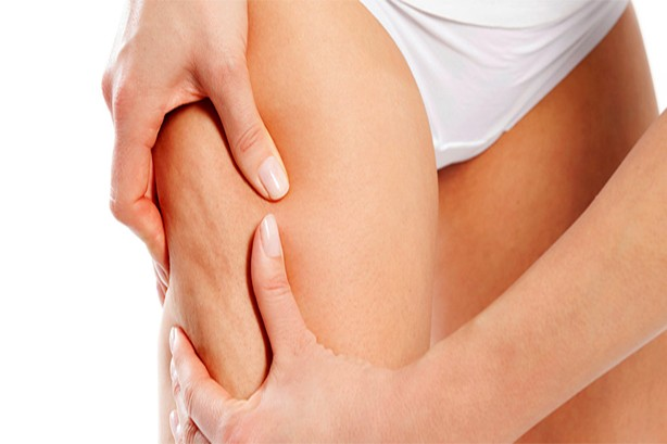 Massage mod cellulitis