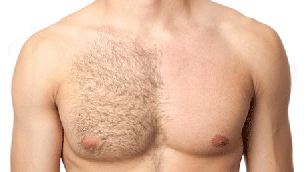 Fjern hår med voks - for herrer