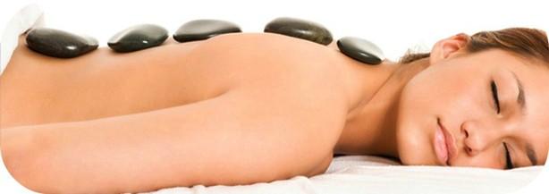 Massage med hot stone giver stor velvære