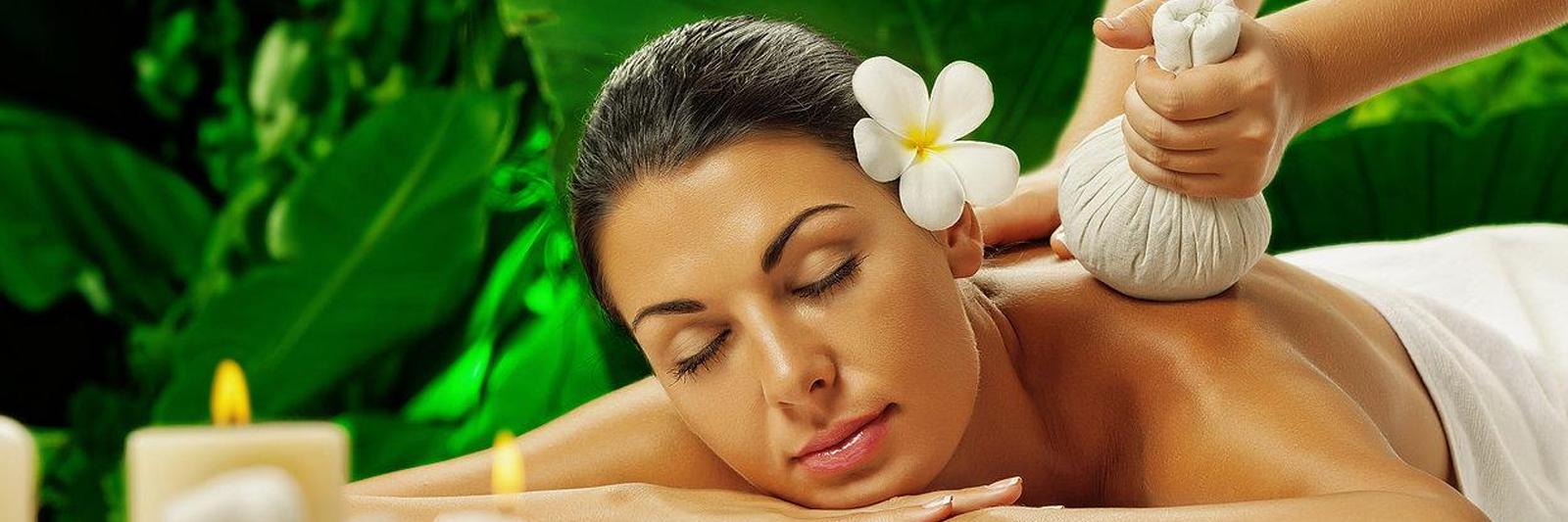 Kropspleje med blandt andet massage og slankebehandling